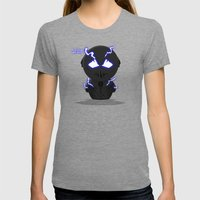 ChibizPop: Zoom, Zoom! Womens Fitted Tee Tri-Grey SMALL