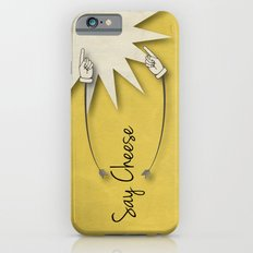 Say Cheese Slim Case iPhone 6s