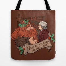 Know me Better, Man! Tote Bag