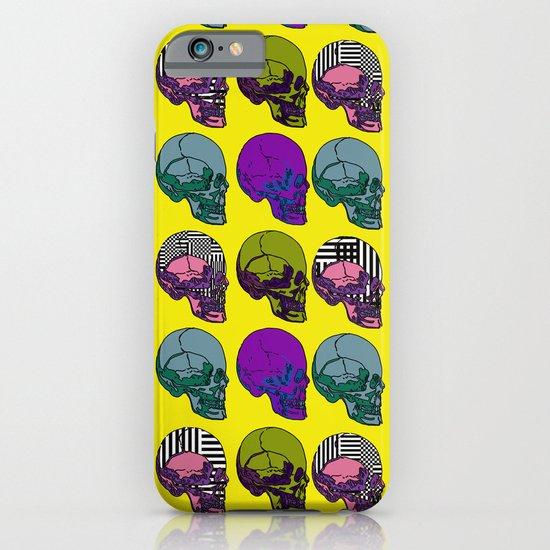 Pop go the Skulls iPhone & iPod Case