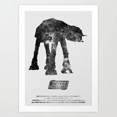 Star Wars - The Empire Strikes Back Art Print