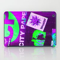 City Paper. iPad Case