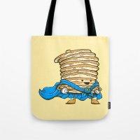 Captain Pancake Tote Bag