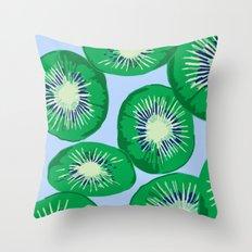 Kiwi, 2014. Throw Pillow