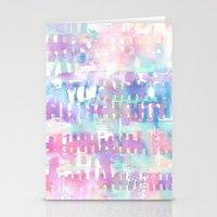 Amelie {Pattern 1A} Stationery Cards