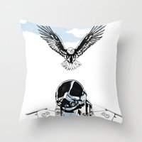 He's On Me Tight, I Can'… Throw Pillow
