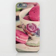Macarons & Tea iPhone 6s Slim Case
