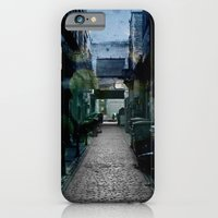 iPhone & iPod Case featuring Dark Alley by Graham Ferguson