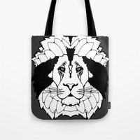 Mane Attraction (Stealth… Tote Bag