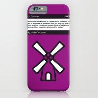 No027 MY Don Quixote Book Icon poster iPhone 6 Slim Case