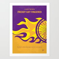 No550 My Freddy Got Fing… Art Print