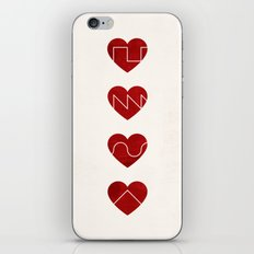 Love Synth iPhone & iPod Skin