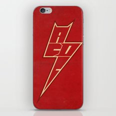 AC/DC ARROW iPhone & iPod Skin