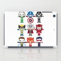 'UNCANNY AVENGERS' ROBOTICS iPad Case