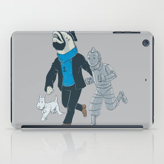The Literal Adventures of... iPad Case