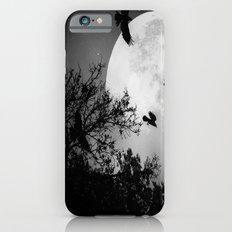 Haunting Moon & Trees Slim Case iPhone 6s