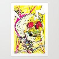 Ain't No Grave Art Print