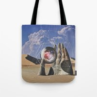 Holy Hand Tote Bag