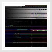 Screensourcing Art Print