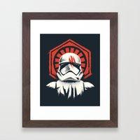 First Order Framed Art Print