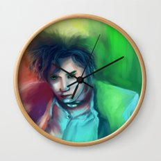 Ando Masanobu - Battle Royale Wall Clock
