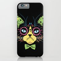 Sugar Skull Cat iPhone 6 Slim Case