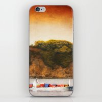 Tropical Cargo iPhone & iPod Skin