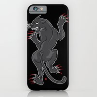 iPhone & iPod Case featuring PP (Panther Power) by yumgsta