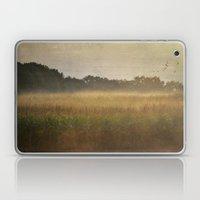 Misty Meadow Laptop & iPad Skin