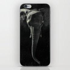 Dark Memory ever iPhone & iPod Skin