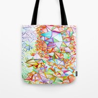 City of Glass Tote Bag