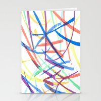 Happy Chaos Stationery Cards