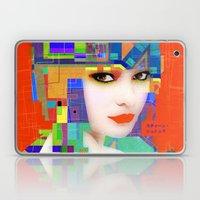 Nouveau Girl 2 Laptop & iPad Skin