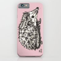 Pink Woodland Creatures … iPhone 6 Slim Case