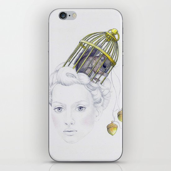 Entrapment iPhone & iPod Skin