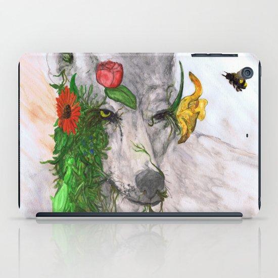 """""""Wolf's Law"""" by Cap Blackard iPad Case"""