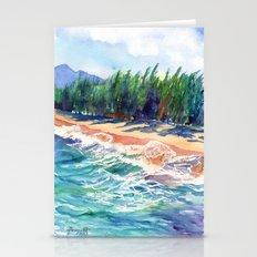 Kauai North Shore Beach … Stationery Cards