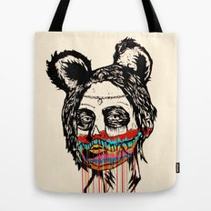 Wonderdam Girl  Tote Bag