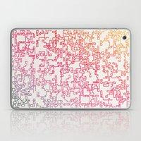 pattern series 087 trail 2 Laptop & iPad Skin