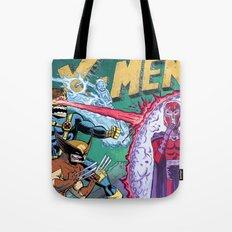 X-Men! Tote Bag