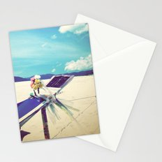 Longboat, Thailand II Stationery Cards