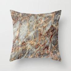 Marble Texture 11 Throw Pillow