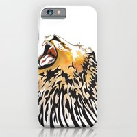Lion Barcode iPhone 6 Slim Case