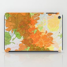 vegetal growth iPad Case