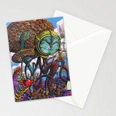 Otherworldly Ecologist Stationery Cards