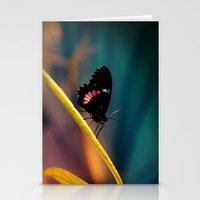 Butterfly#2 Stationery Cards