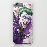Joker NYCC 2015 iPhone 6 Slim Case