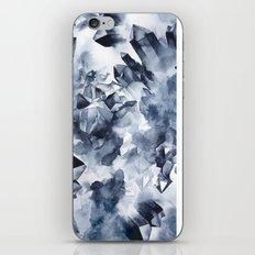 Smokey Crystals iPhone & iPod Skin