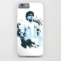 iPhone & iPod Case featuring Diego by Søren Schrøder