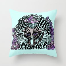 Good Luck 2 Throw Pillow